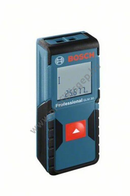 Bosch ipari Bosch GLM 30 lézeres távolságmérő Bosch_ipar_0601072500
