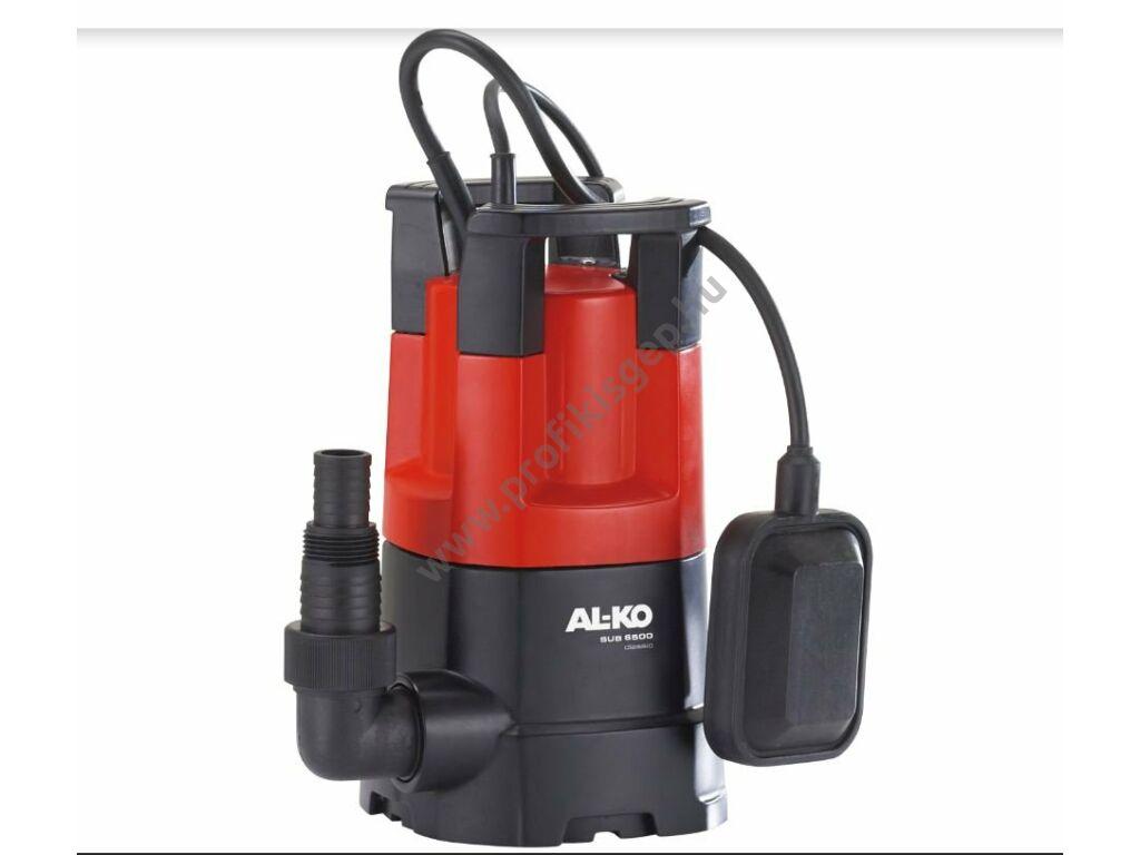 AL-KO SUB 6500 tisztavíz búvárszivattyú*
