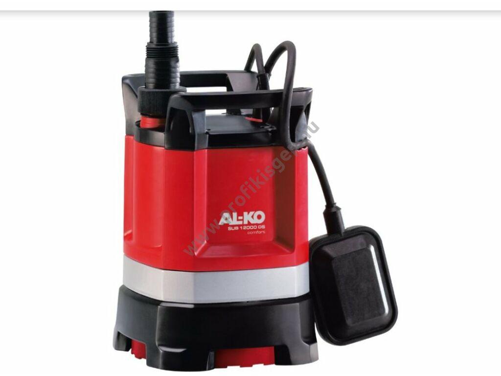 AL-KO SUB 12000 DS Comfort tisztavíz búvárszivattyú