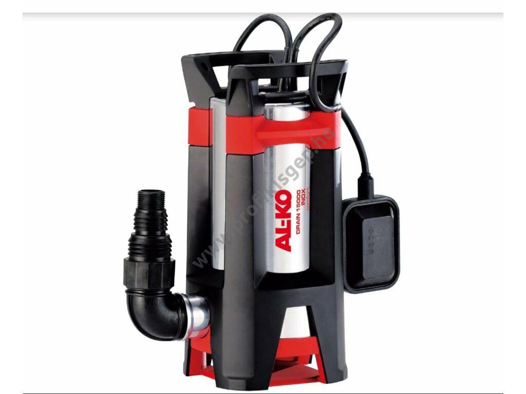 AL-KO Drain 15000 Inox Comfort szennyezettvíz búvárszivattyú