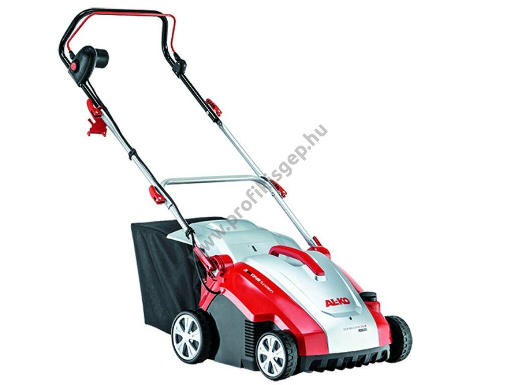 AL-KO Combi-Care 36 E Comfort elektromos talajlazító és gyepszelőztető kombi gép
