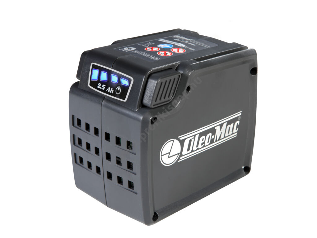 Oleo-mac Bi-2.5 OM akkumulátor, 40V, 2.5 Ah