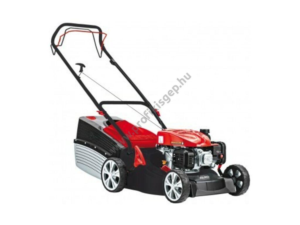 AL-KO Classic Edition 4.66 SP-A benzines fűgyűjtős önjáró fűnyíró, 46 cm, OHV 125 cm3,