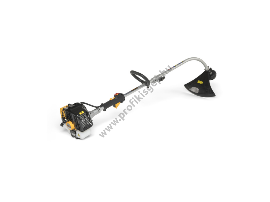 ALPINA TR 250 J benzinmotoros szegélynyíró, fűkasza, 25,4cm3, 0.95Le, hajlított szár, damilfej