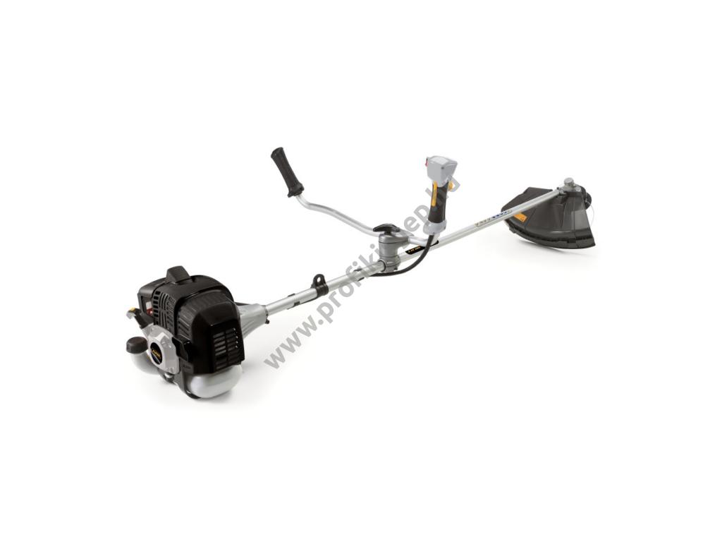 ALPINA ABR 52D benzinmotoros bozótvágó, fűkasza 51.7cm3, 2,1Le, damilfej, vágótárcsa