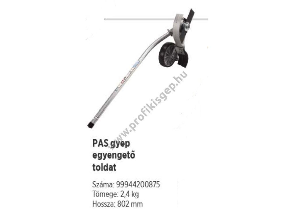 ECHO PAS szegélyvágó adapter PAS-2620ES