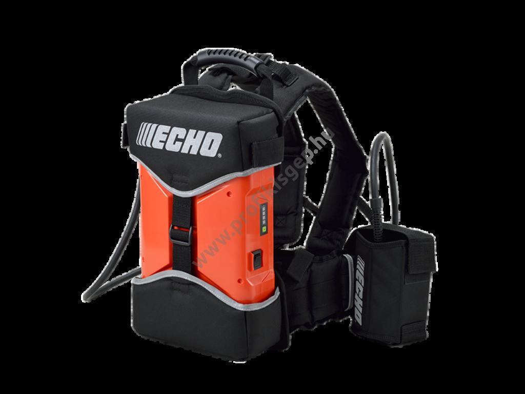 ECHO LBP-560-900 akkumulátor hátizsák, 50V, 16Ah