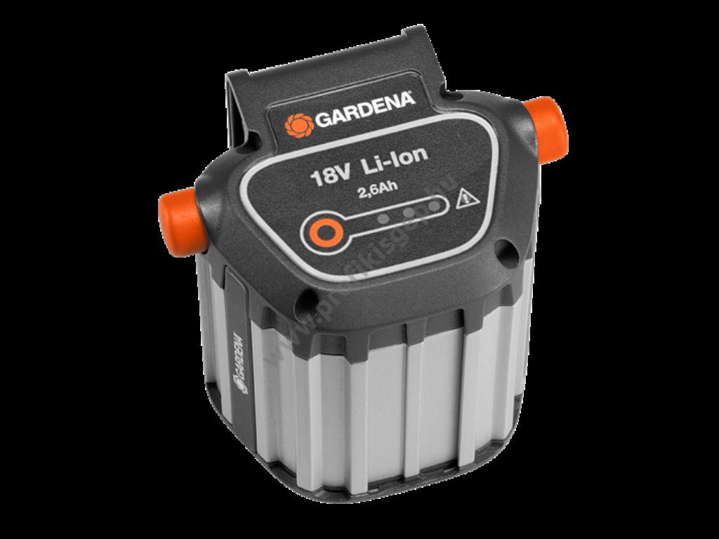 Gardena Akkumulátor BLi-18 - 9839-20