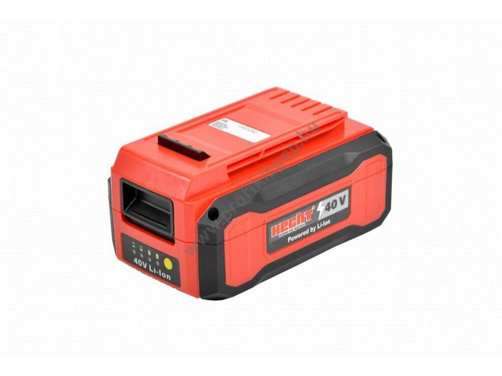 HECHT 005050 B - Akkumulátor 40V 5 Ah