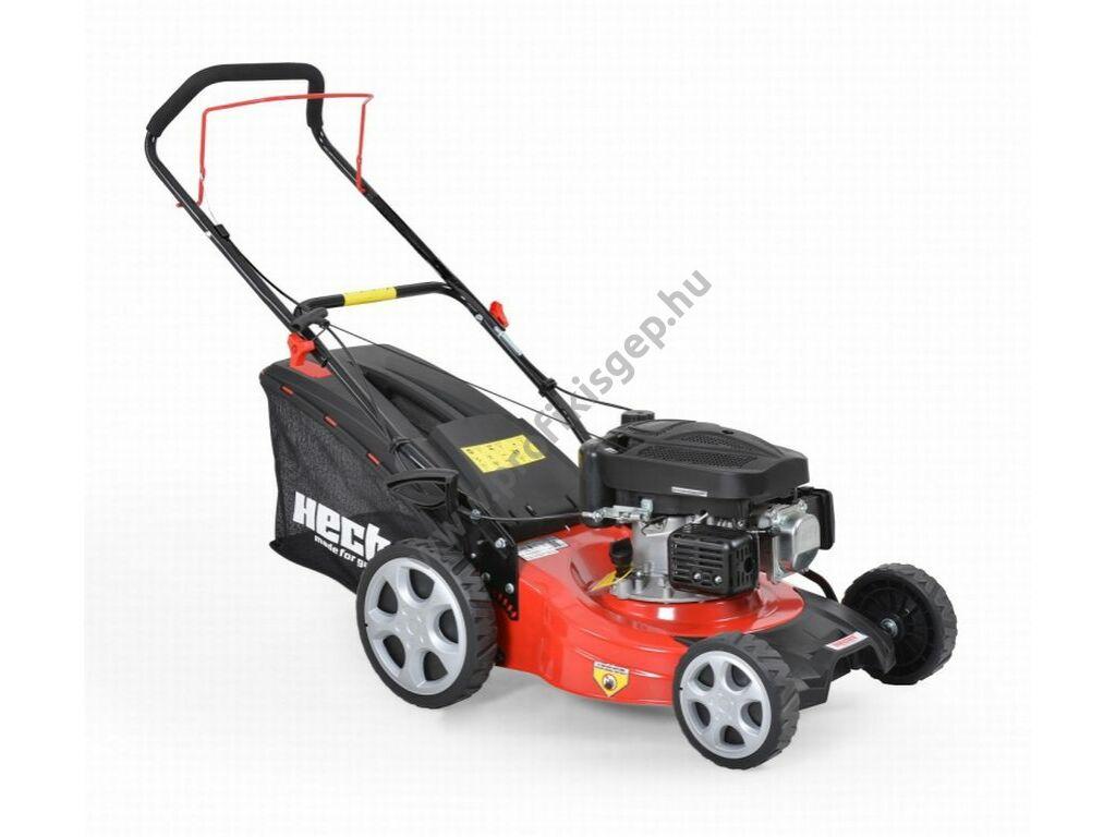 HECHT 543 Benzinmotoros fűgyűjtős fűnyíró, 43cm, OHV 139cm3