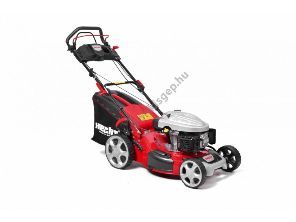 HECHT 553 SW 5IN1 benzinmotoros önjáró fűnyíró