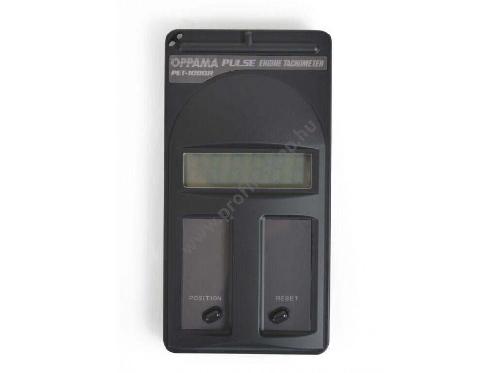 HECHT OPPAMA PET-1000R - Fordulatszámmérő benzinmotorokhoz