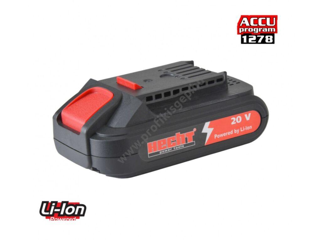 HECHT 001277B AKKUMULÁTOR H1277, H1278