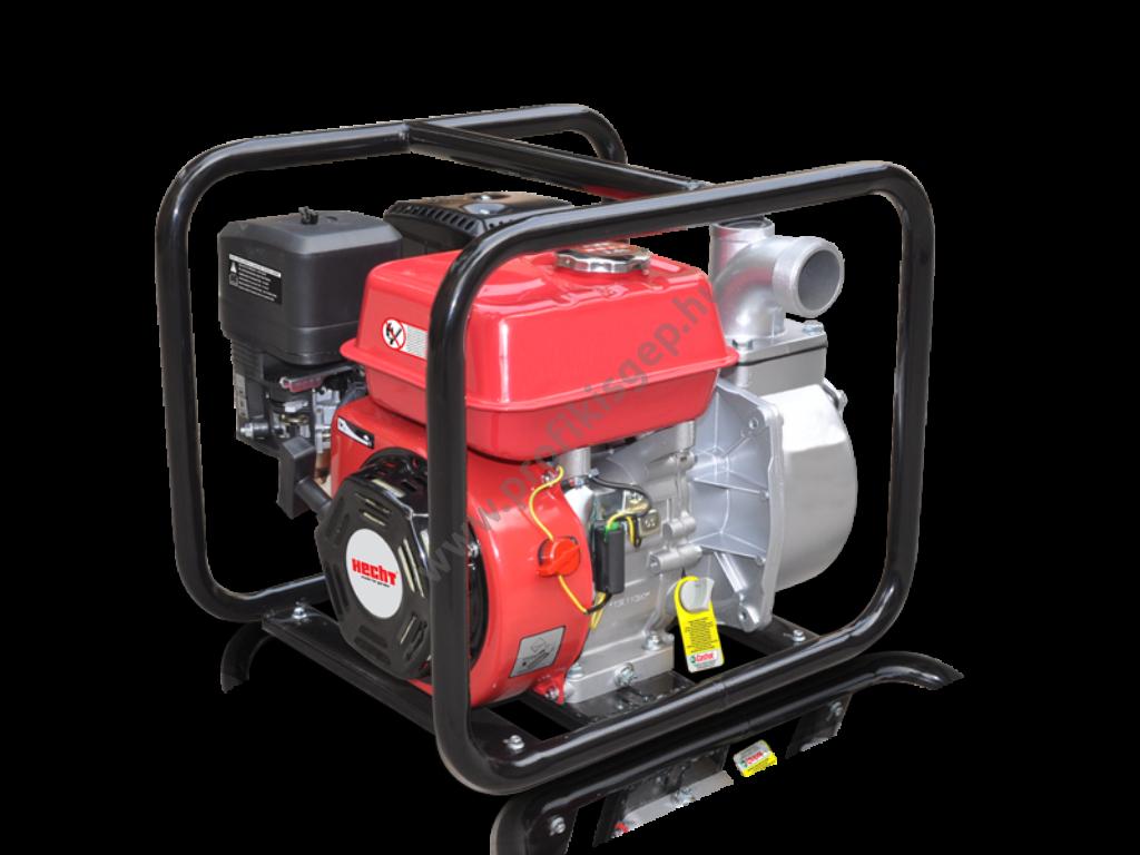 HECHT 3635 benzinmotoros zagyszivattyú 2col