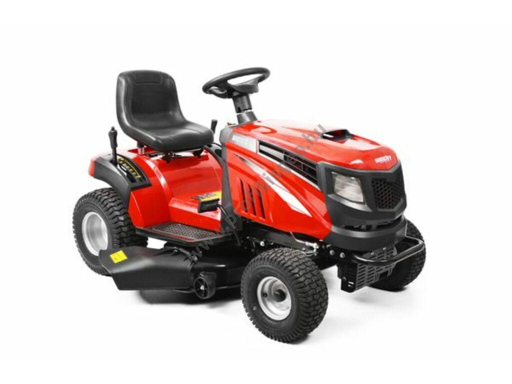 HECHT 5114 oldalkidobós fűnyíró traktor sebességváltóval, 98cm, OHV 432cm3 - ÖSSZESZERELVE ÉS HASZNÁLATRA KÉSZEN SZÁLLÍTJUK!