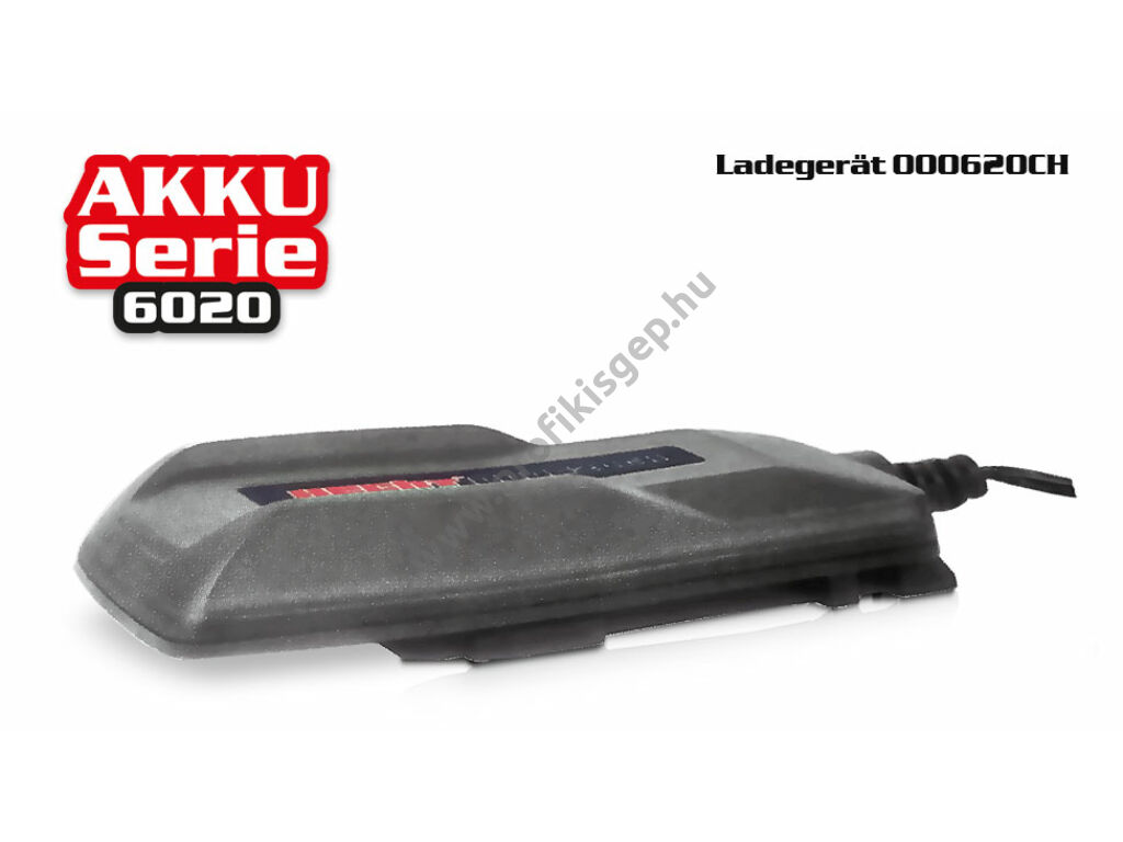 Hecht 000620CH - Akkumulátor töltő 20V (AKKU program 6020)