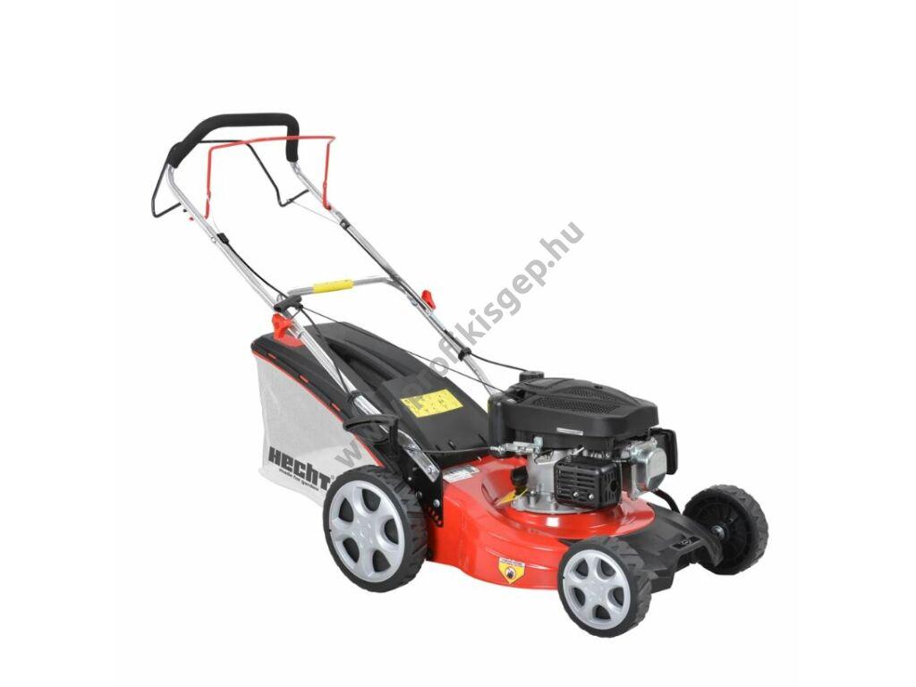 HECHT 543 SX Benzinmotoros önjáró fűgyűjtős fűnyíró, 42,5cm, OHV 139cm3