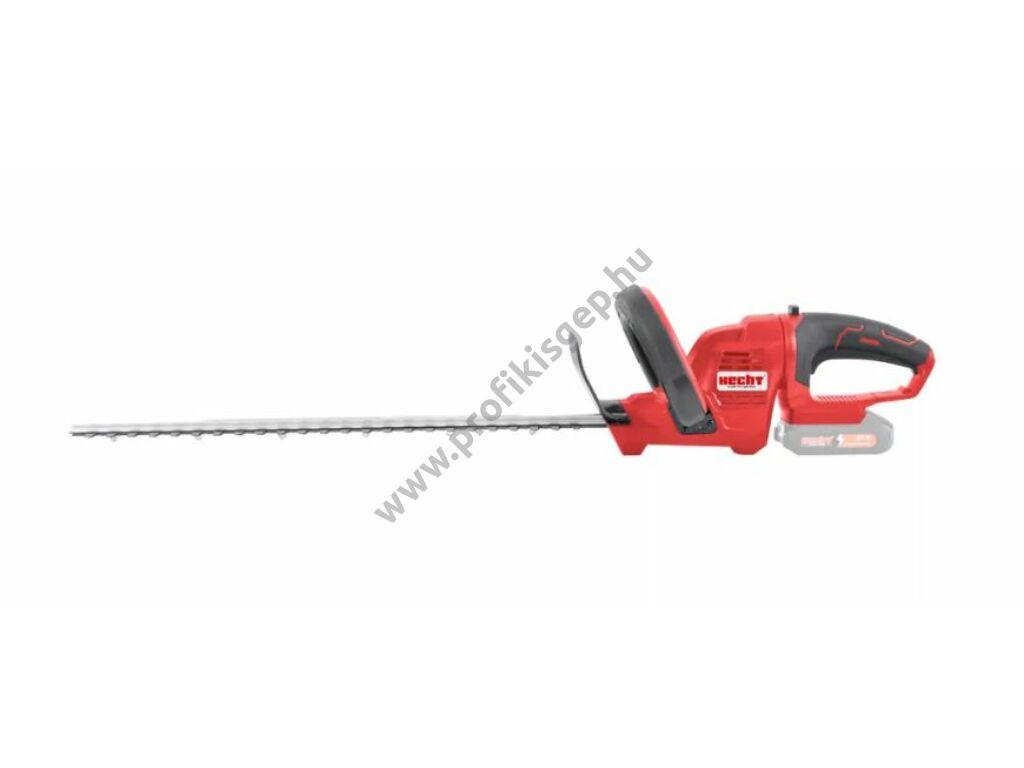 HECHT 6022 akkumulátoros sövényvágó, 20 Volt, 51 cm, akkumulátor és töltő nélkül (AKKU program 1278)