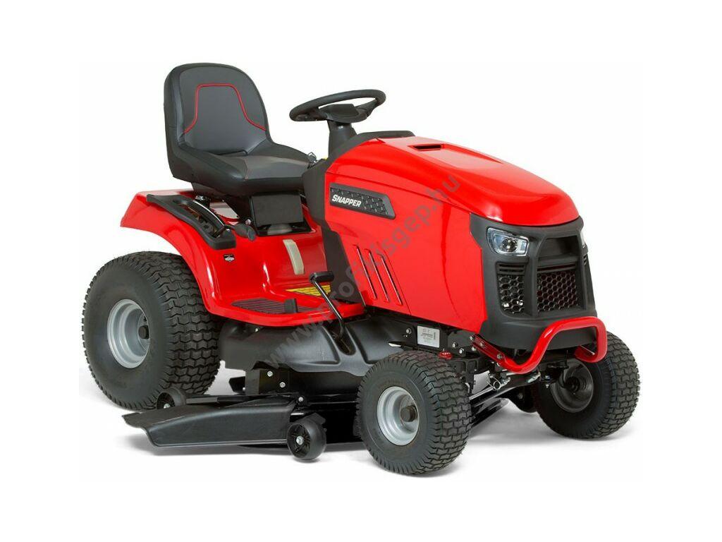 SNAPPER SPX 210  oldalkidobós fűnyíró traktor - kéthengeres Briggs&Stratton motor - hidrosztatikus - 112 cm 3 késes vágóasztallal