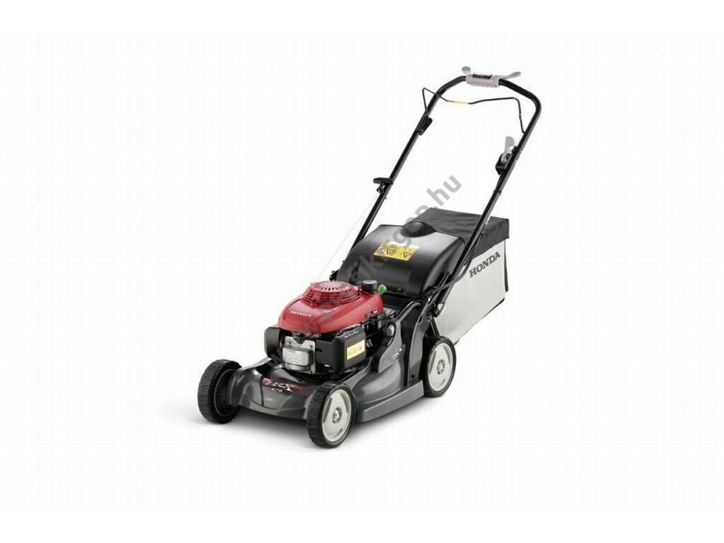 Honda HRX 476 VKE benzines önjáró fűgyűjtős fűnyíró, 47 cm, GCV 160