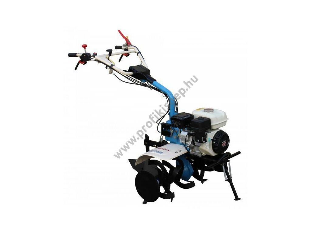AGT 7500 premium rotációs kapa HONDA GP200, 2+1 sebesség, 2x3 kapatag, járókerék, töltögető kapa