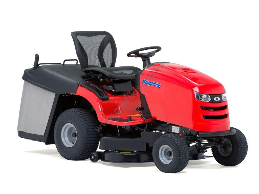 Murray Simplicity SRD 200 fűgyűjtős fűnyíró traktor - hidrosztatikus váltóval - ÖSSZESZERELVE ÉS HASZNÁLATRA KÉSZEN SZÁLLÍTJUK!