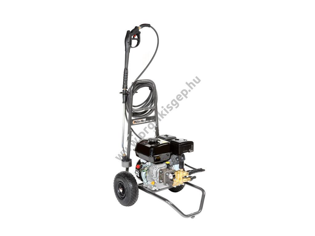 Oleo-mac PWX 200 C hideg vizes, benzinmotoros, magas nyomású mosó intenzív munkához, 720 liter, 200 Bár
