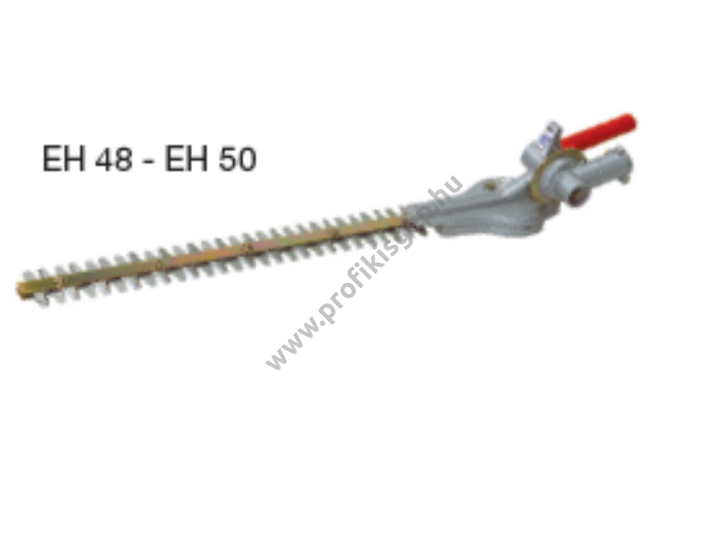 Oleo-Mac Sövényvágó adapter 24mm-es, vagy 26 mm-es bozótvágóhoz  EH 50