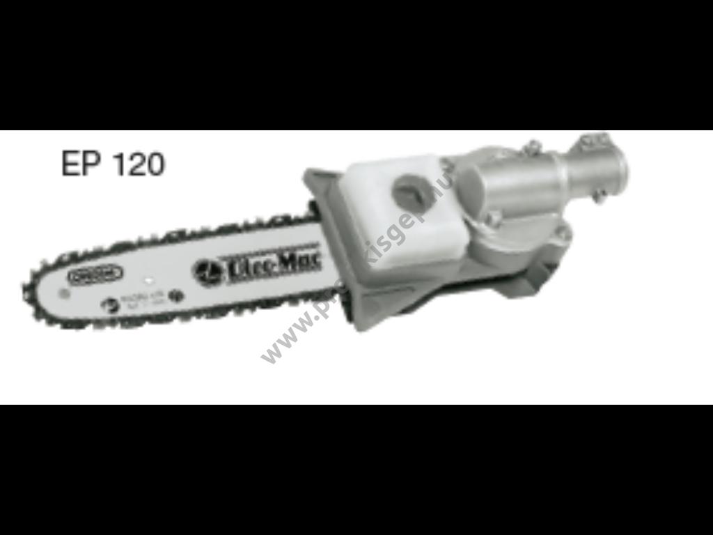 Oleo-Mac Ágvágó adapter 24mm-es, vagy 26 mm-es bozótvágóhoz EP 120