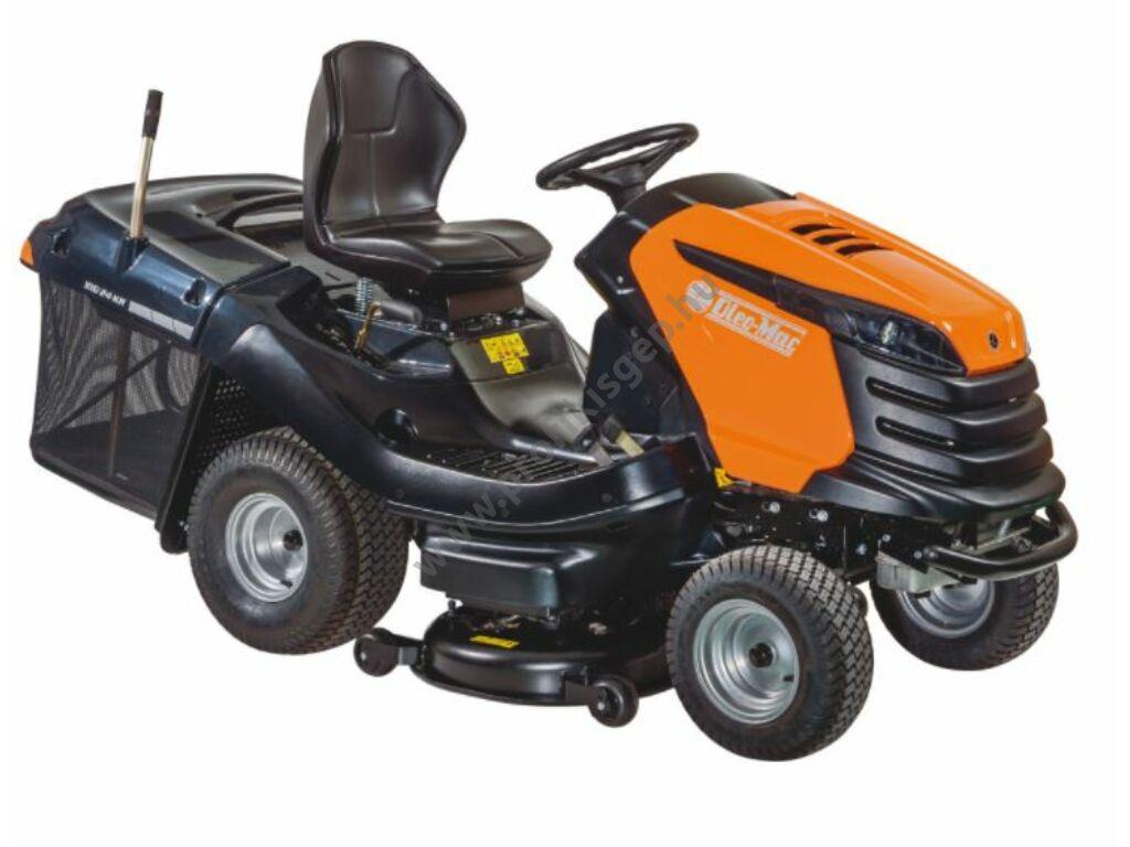 Oleo-Mac 106/24KH 4x4 fűgyűjtős fűnyíró traktor, 102 cm, Emak, K 2400 AVD V-Twin, - ÖSSZESZERELVE ÉS HASZNÁLATRA KÉSZEN SZÁLLÍTJUK!