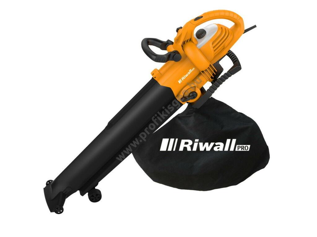 Riwall REBV 3000 lombszívó-lombfújó