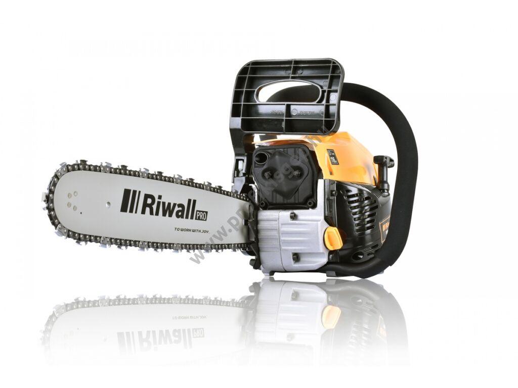 Riwall RPCS 5040 benzinmotoros láncfűrész
