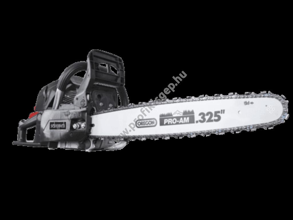 Scheppach CSH 56 - benzines láncfűrész