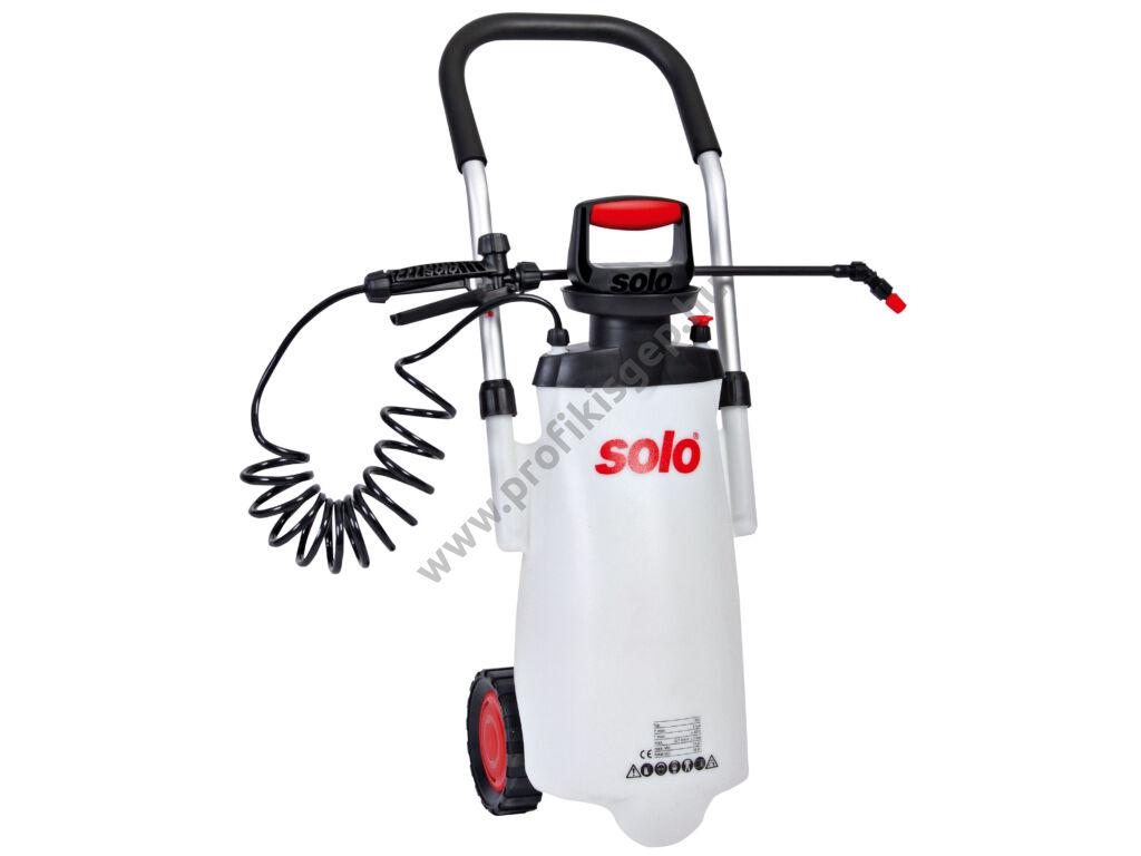 SOLO 453 permetező kézi pumpás kerekes, guritható, 11 liter, 2.0 bar