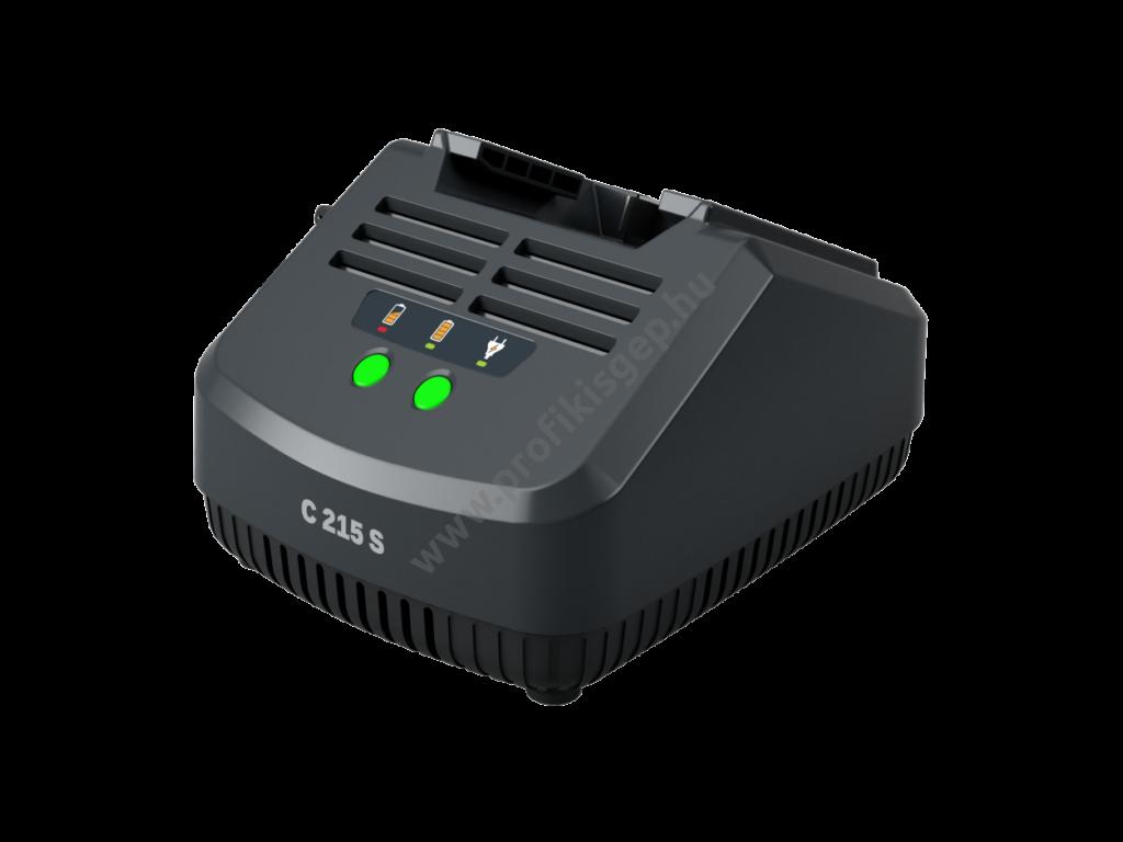 STIGA C 215 S Akkumulátor töltő 20V 2.0A szimpla