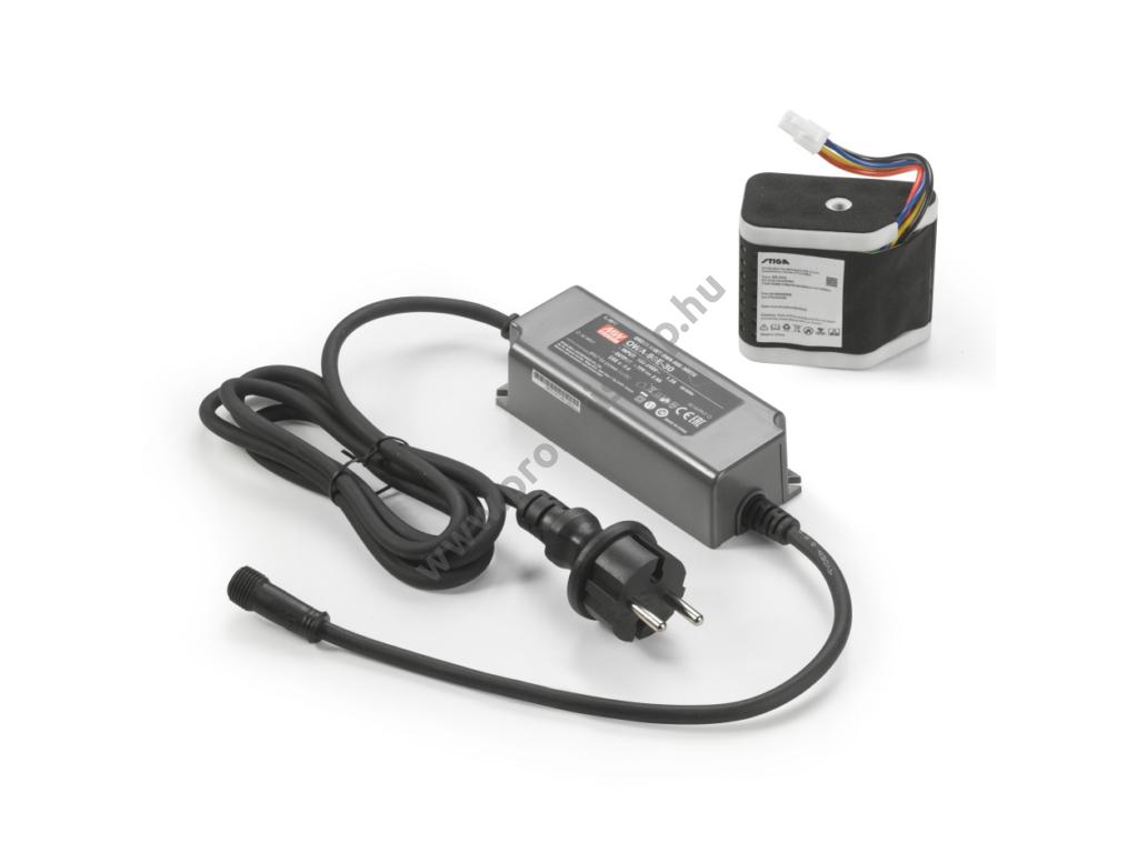 STIGA Power Kit E600 robotfűnyíró töltő 2.5Ah