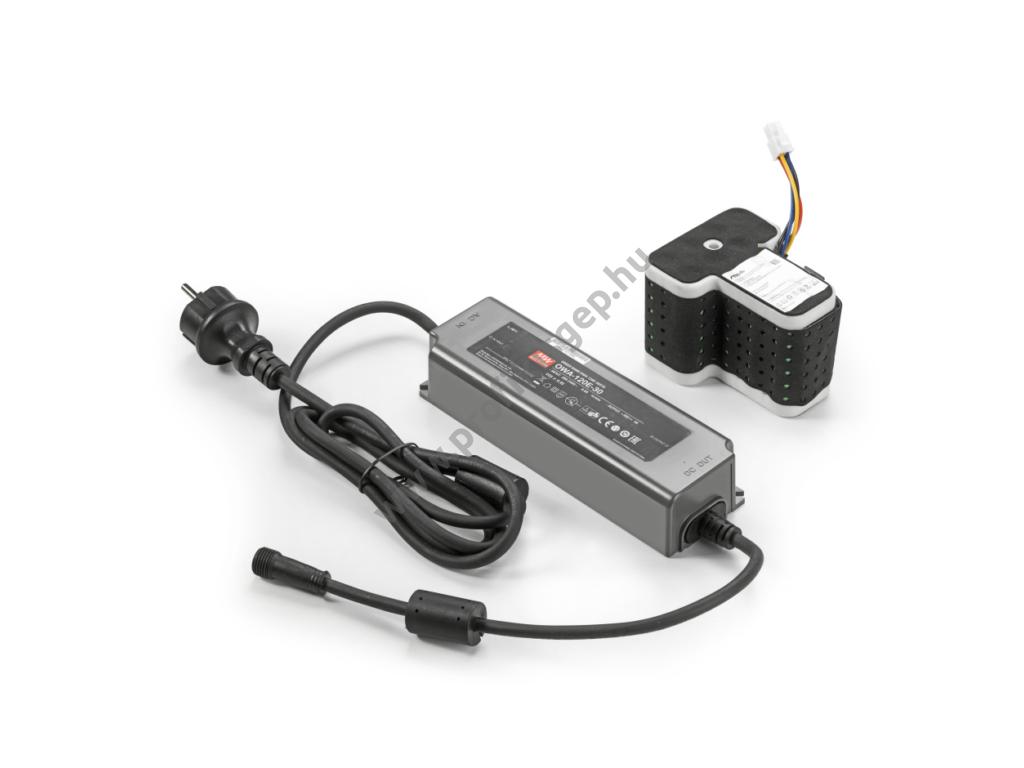 STIGA Power Kit E1200 robotfűnyíró töltő 5Ah