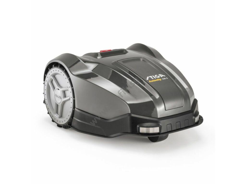 Stiga Autoclip 230 S robotfűnyíró (2,5 Ah) 4 óra 2000m²