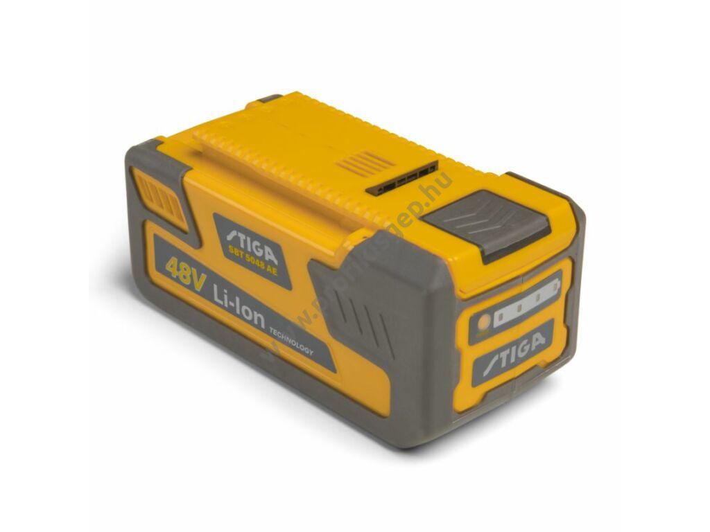 Stiga SBT 5048 AE akkumulátor (5.0 Ah) 48V