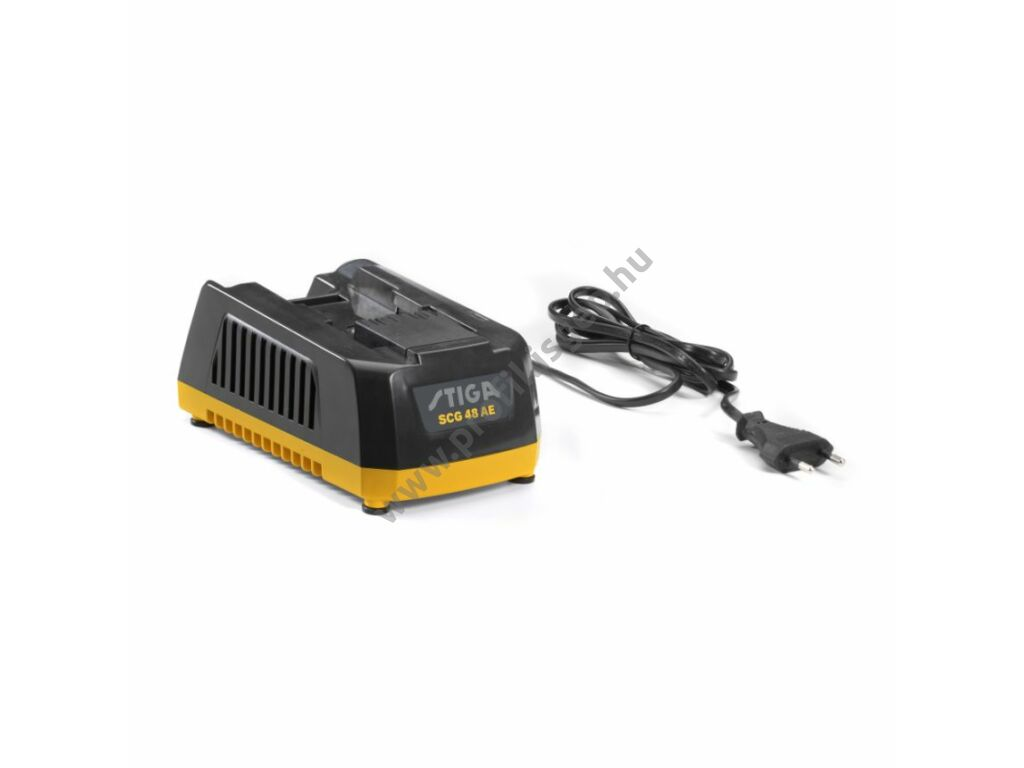 Stiga normál akkumulátor töltő SCG 48 AE (48 V) 1,5A