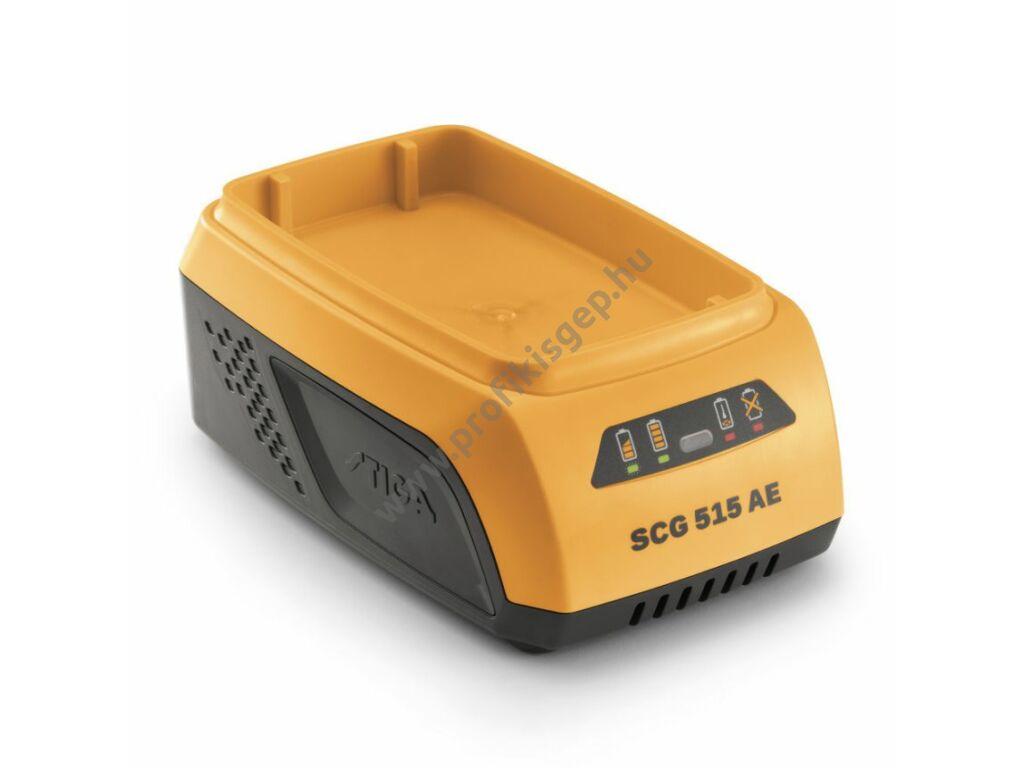 Stiga normál akkumulátor töltő SCG 515 AE (48 V) 1,5A