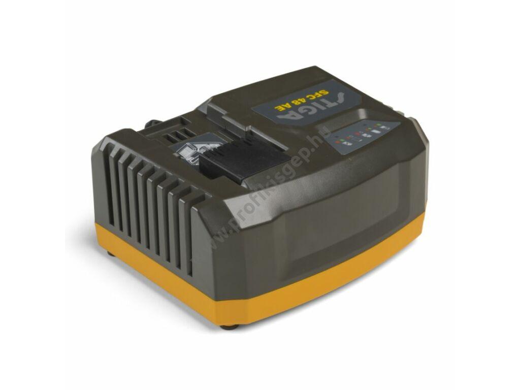 Stiga normál akkumulátor töltő SFC 48 AE (48 V) 3A