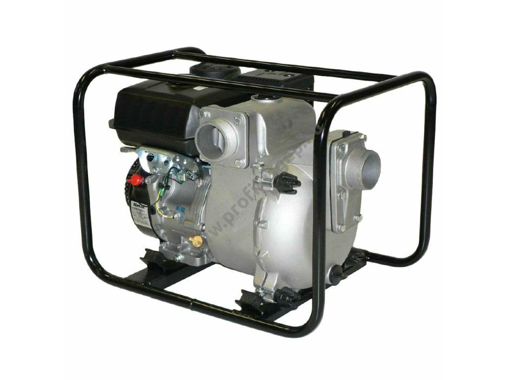 TRESZ ESZ-40 T K szennyvízszivattyú KOHLER CH-440 motorral - 4 col,