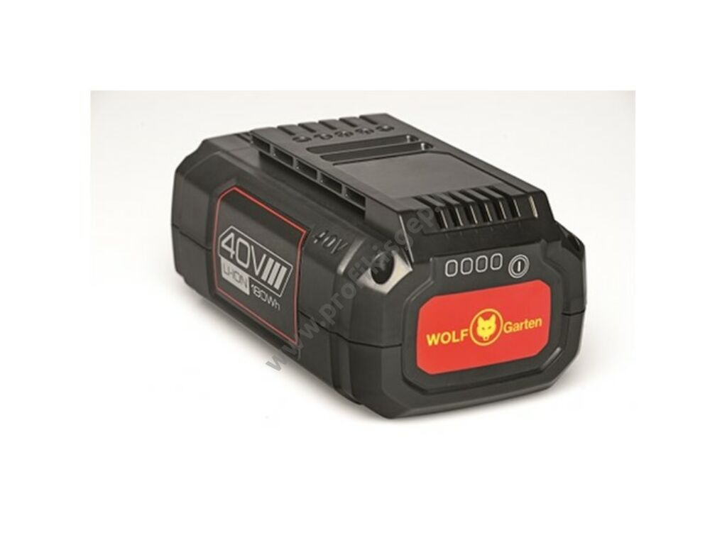 Wolf-Garten  LYCOS 40/250 A   # akkumulátor 2.5 Ah 90 Wh
