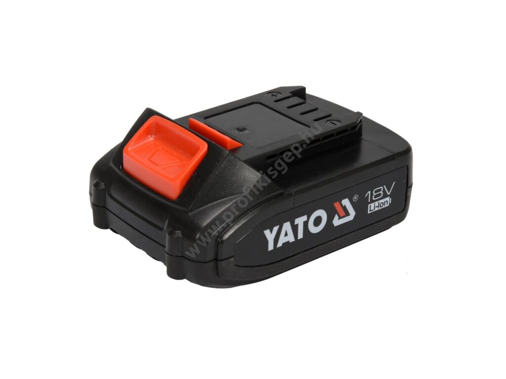 YATO Akkumulátor 18 V 2,0 Ah Li-ion