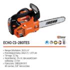 ECHO CS-280TES/25 benzines láncfűrész