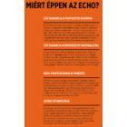 ECHO CS-501SXS/40RV benzines láncfűrész