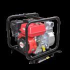 """HECHT 3635 benzinmotoros zagyszivattyú 2"""", OHV 196cm3, 2.7bar"""