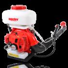 HECHT 451 Benzinmotoros permetező, 2 ütemű, 51.7cm3, 2Le, tartály: 14 liter, segédszivattyú nélkül
