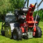 HECHT 5812 benzinmotoros magasgazvágó, 60cm, OHV252cm3, 3 előre, 1 hátra